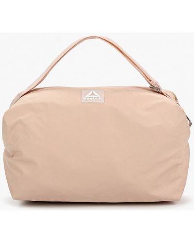 Спортивная сумка розовый Reebok