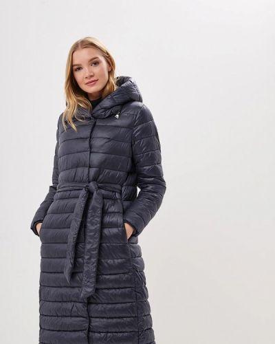 Утепленная куртка - серая Paccio