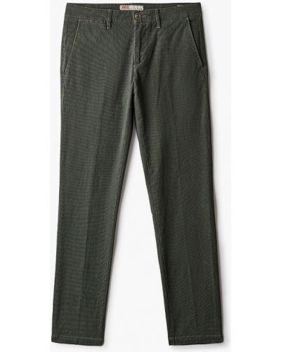 Повседневные зеленые брюки Rifle