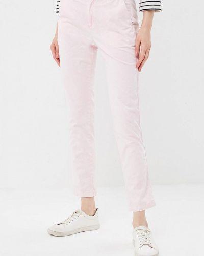 Розовые брюки повседневные Gap