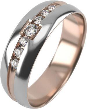 Кольцо из золота с бриллиантом Graf кольцов