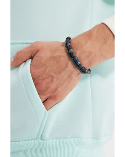 Bransoletka - niebieska Trendyol