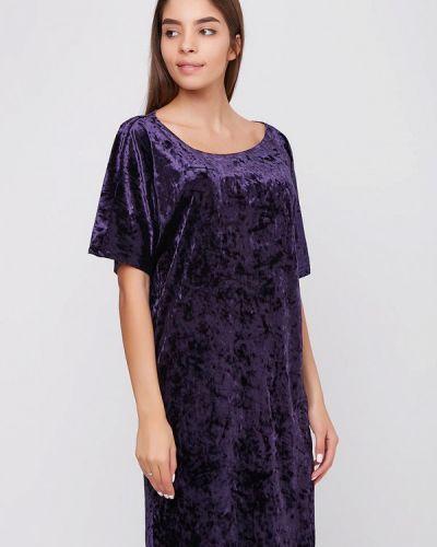 Платье - фиолетовое Sfn