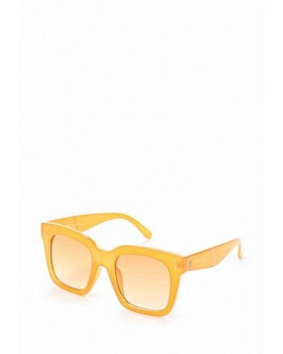 Желтые солнцезащитные очки River Island