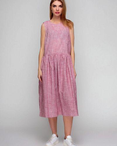 Платье прямое весеннее F'91