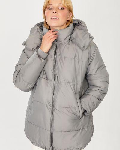 Утепленная куртка - серая Baon