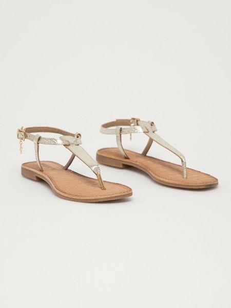 Кожаные сандалии Mexx