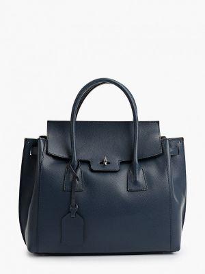 Синяя сумка осенняя Roberta Rossi