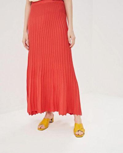 Плиссированная юбка красный Care Of You