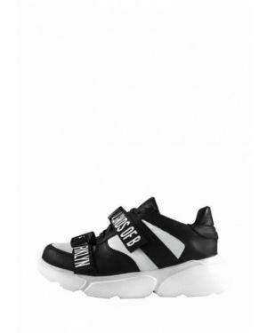 Кожаные кроссовки Zlett