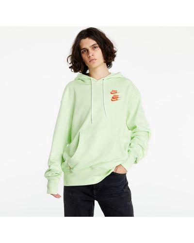 Zielony pulower Nike