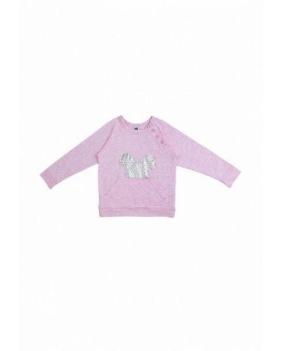 Розовый лонгслив Berry Wear