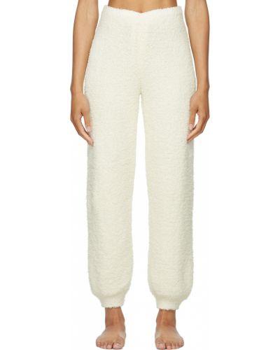 Белые нейлоновые брюки Skims