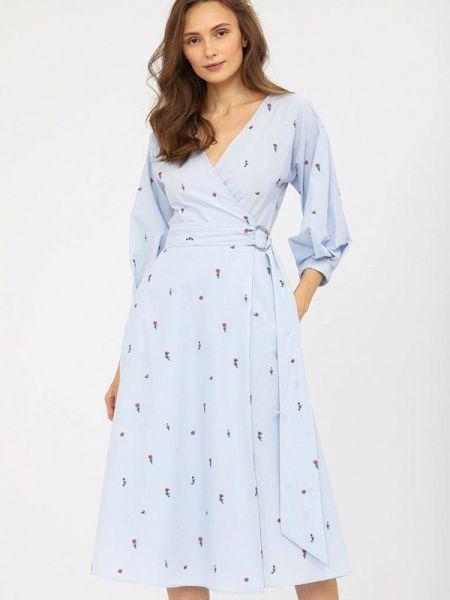 Однобортное платье Calista