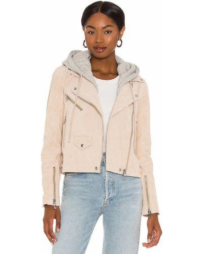 Замшевая куртка - бежевая [blanknyc]