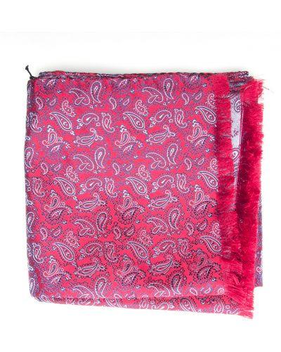 Красный шарф итальянский Gallieni