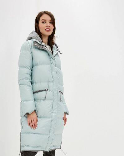 Зимняя куртка осенняя бирюзовый Bulmer