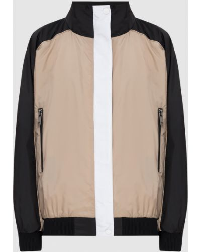 Черная спортивная куртка Moeva