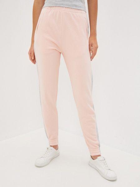 Спортивные розовые спортивные брюки Incity