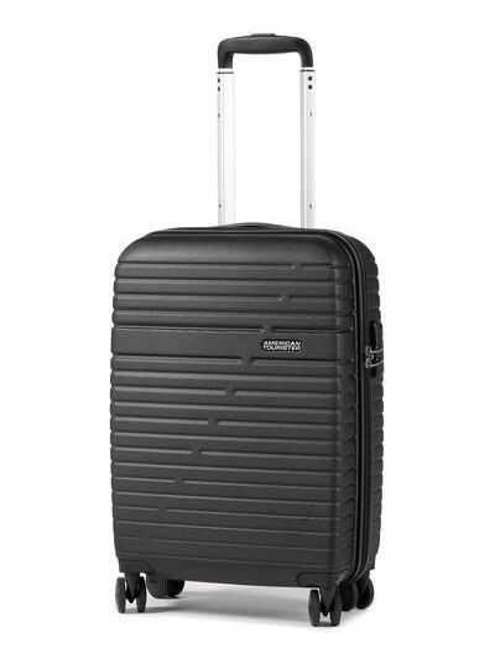 Czarna walizka American Tourister