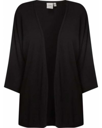 Czarna bluza z wiskozy Ichi