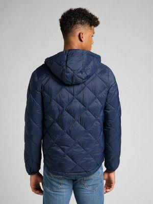 Облегченная куртка - синяя Lee