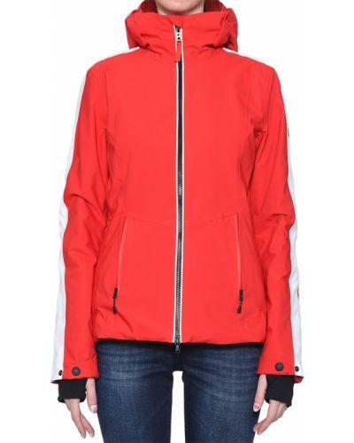 Куртка осенняя красная Bogner