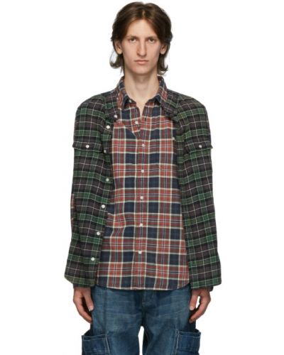 Koszula z kieszeniami R13