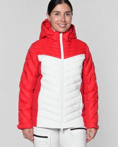 Утепленная красная куртка Snow Headquarter