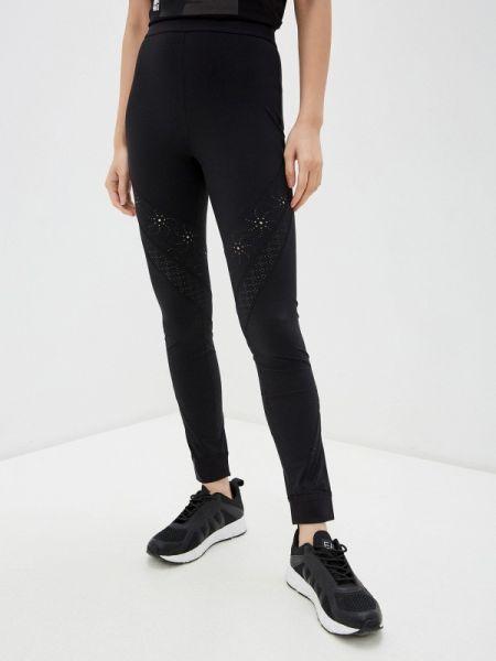 Черные брюки High