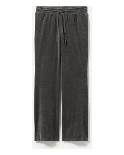 Черные спортивные брюки Weekday