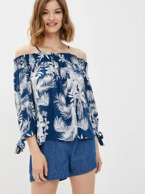 Блузка - бирюзовая Zolla
