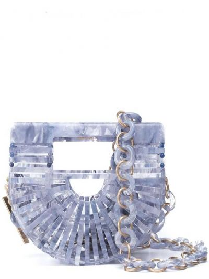 Поясная сумка - синяя Cult Gaia