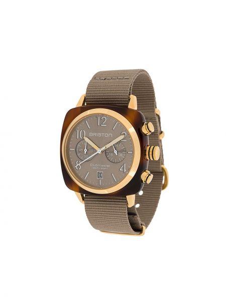Zegarek sportowy - brązowy Briston Watches