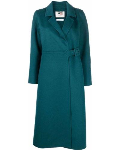 Шерстяное пальто - зеленое Ports 1961
