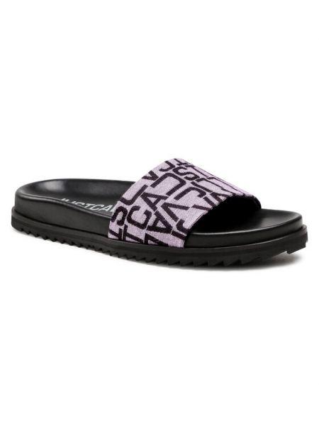 Różowe sandały Just Cavalli