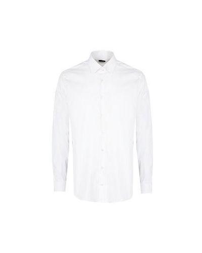Белая рубашка Strellson