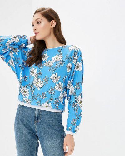Блузка с длинными рукавами - голубая Top Secret