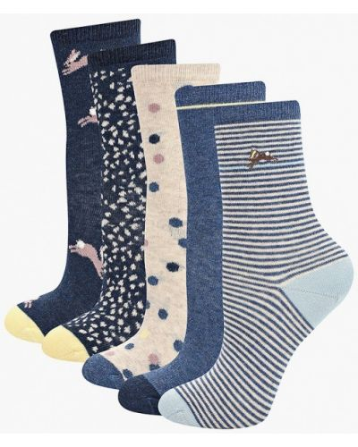 Бежевые носки Marks & Spencer
