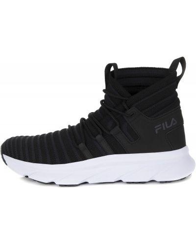 Кроссовки на шнуровке для фитнеса Fila