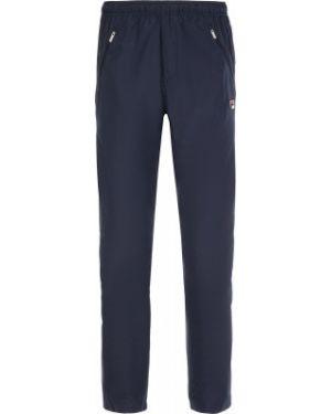 Свободные синие спортивные спортивные брюки свободного кроя Fila