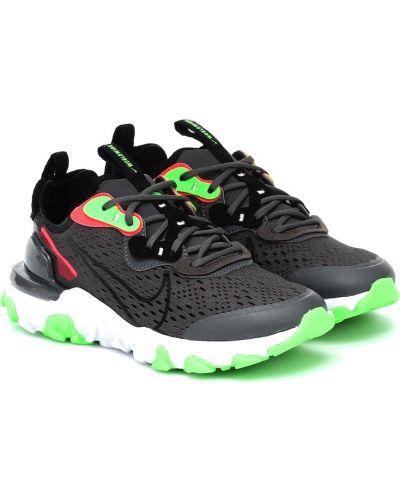 Światło włókienniczy sneakersy Nike Kids