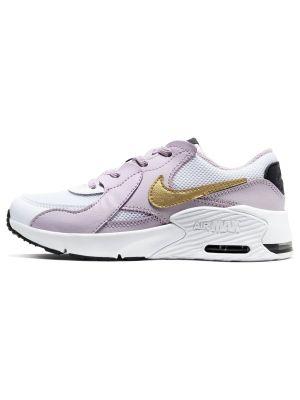 Tenisówki koronkowe z siateczką sznurowane Nike