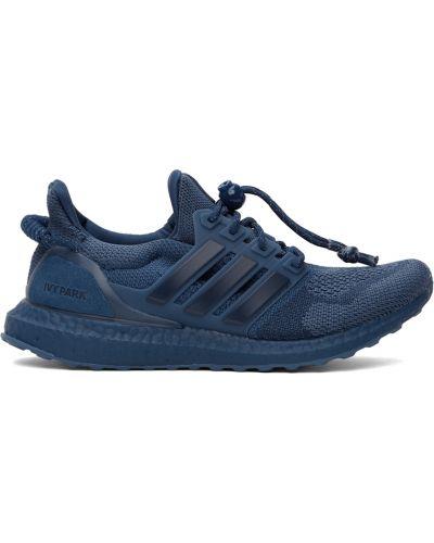 Sneakersy skorzane Adidas X Ivy Park