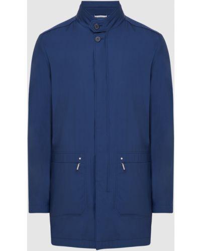 Куртка - синяя Stefano Ricci
