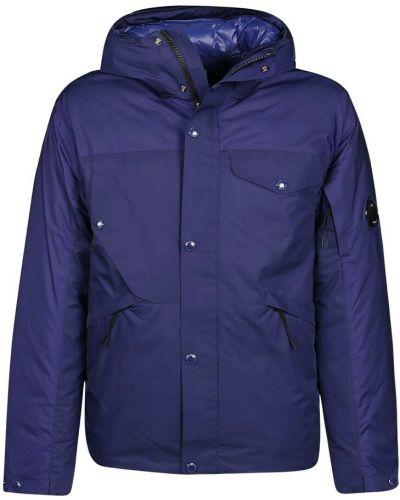 Niebieska kurtka C.p. Company