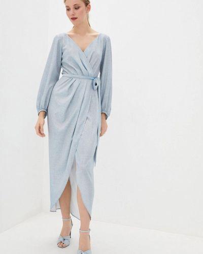 Вечернее платье - голубое Miodress