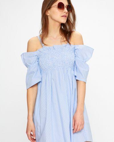 Платье мини льняное Silvian Heach