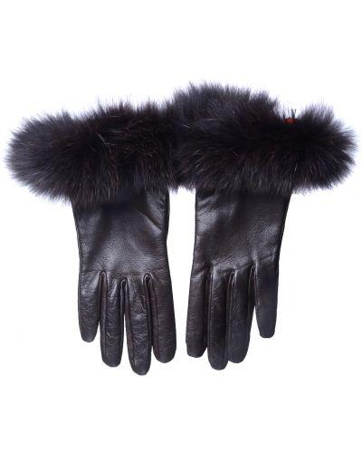 Кожаные перчатки Georges Morand