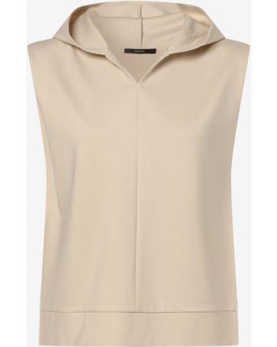 Beżowa bluza z kapturem Someday